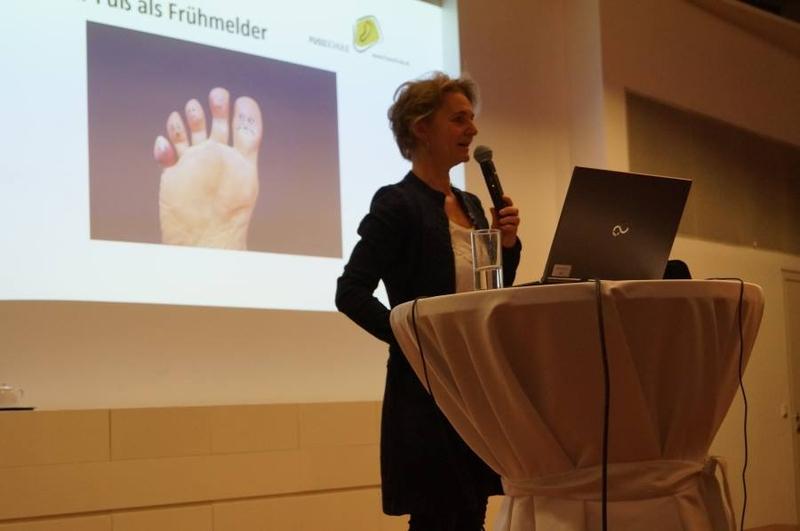 """Vortrag """"Fitte Füße….gesunder Körper"""" Bad Wimsbach"""